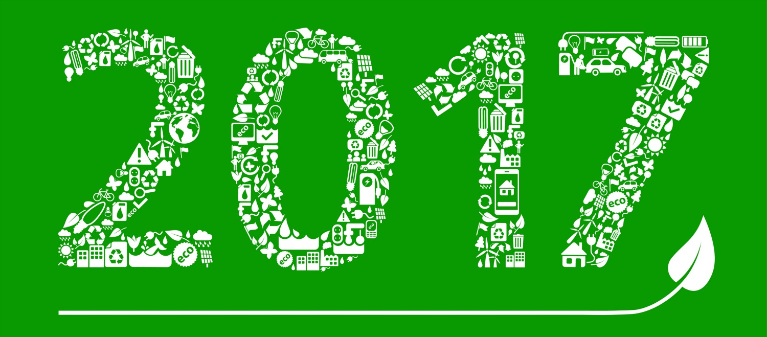 Sustainability: The 2017 Outlook