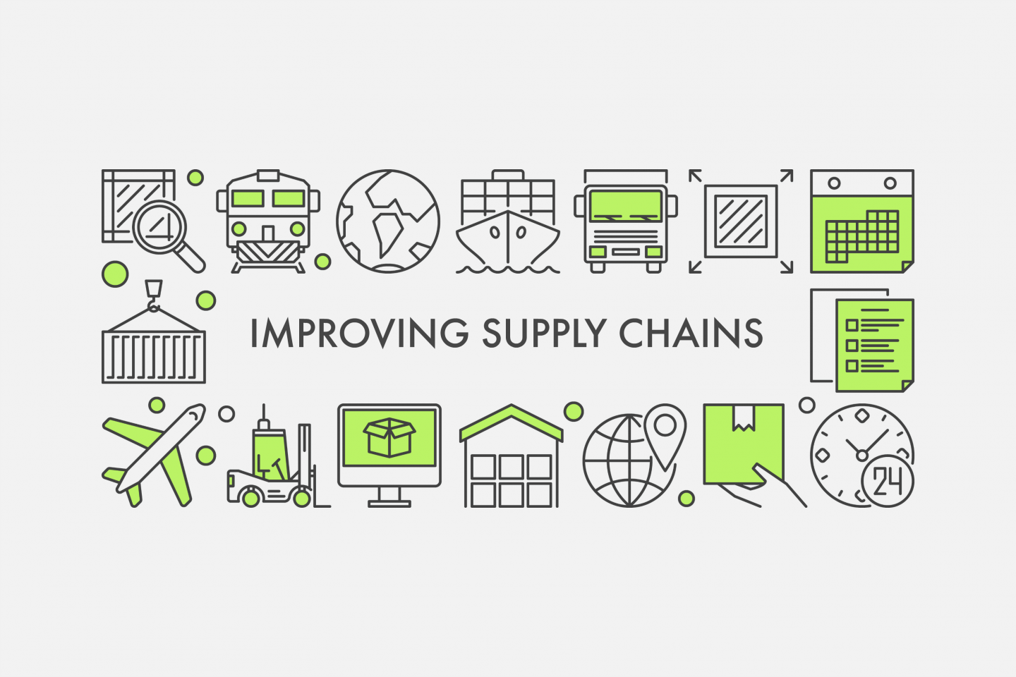 Improving Supply Chains