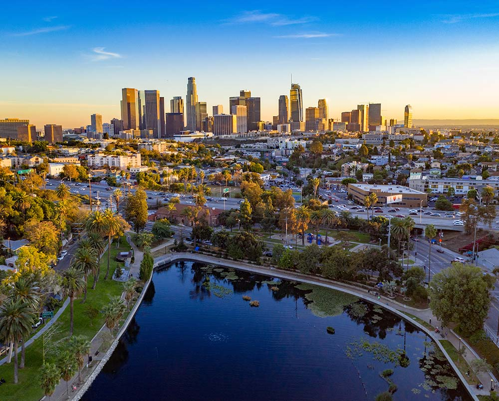 Environmental sustainability solutions in Los Angeles